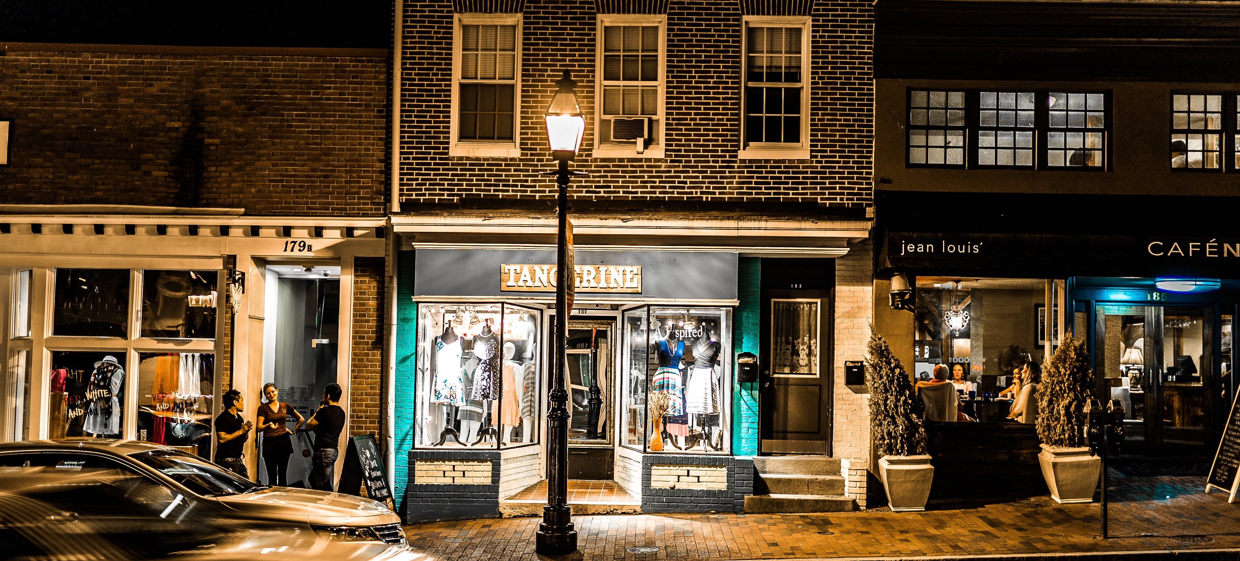 Annapolis Restaurants and Bars
