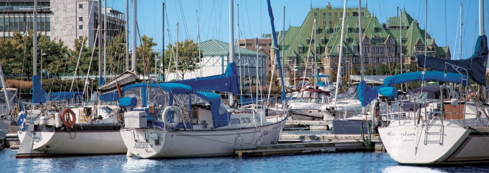 Port of Quebec Marina | Quebec City | Snag-A-Slip