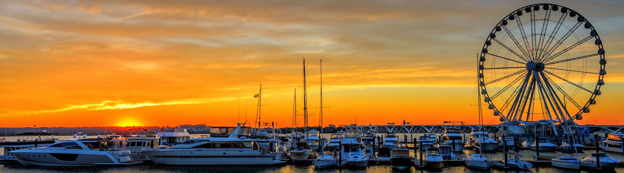 Destination Guide: National Harbor Marina