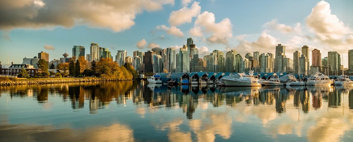 Vancouver Skyline | Isolation Inspiration | Snag-A-Slip
