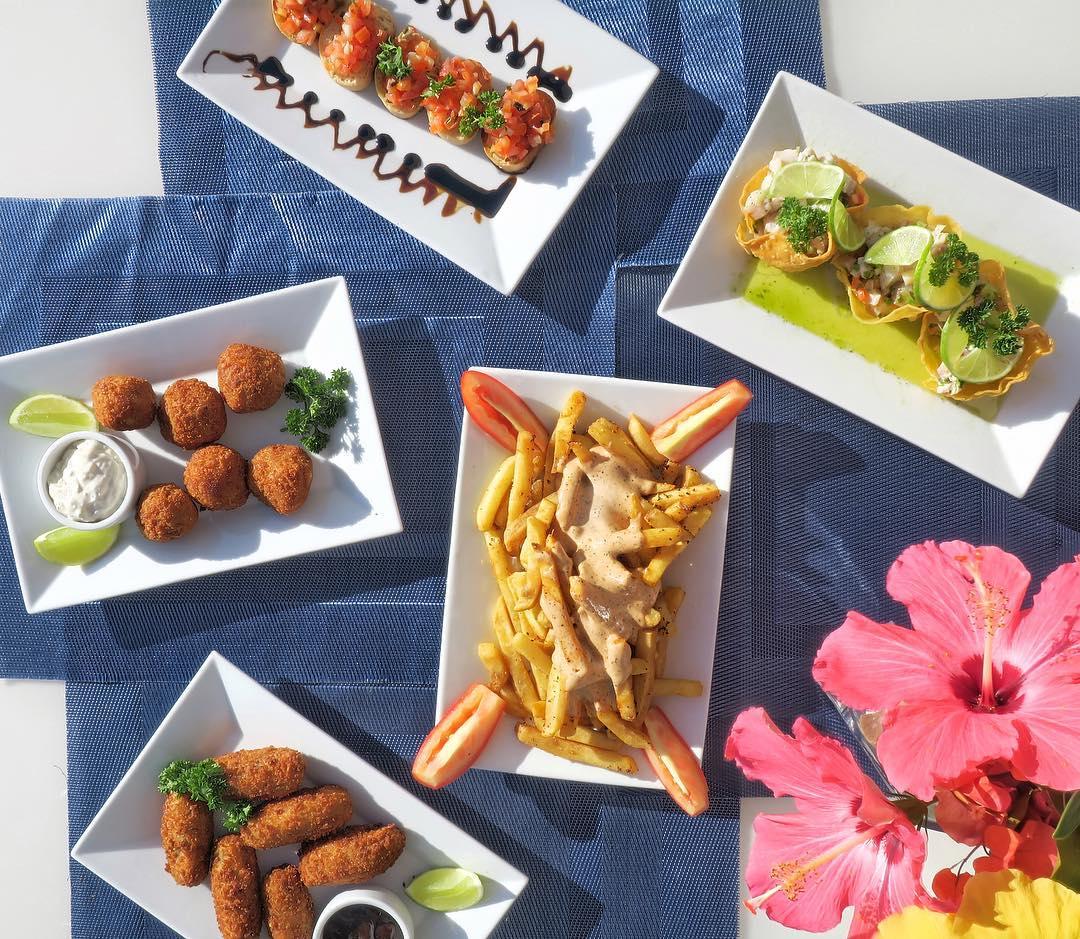 Available dishes | Marina Puerto Bahia | Snag-A-Slip