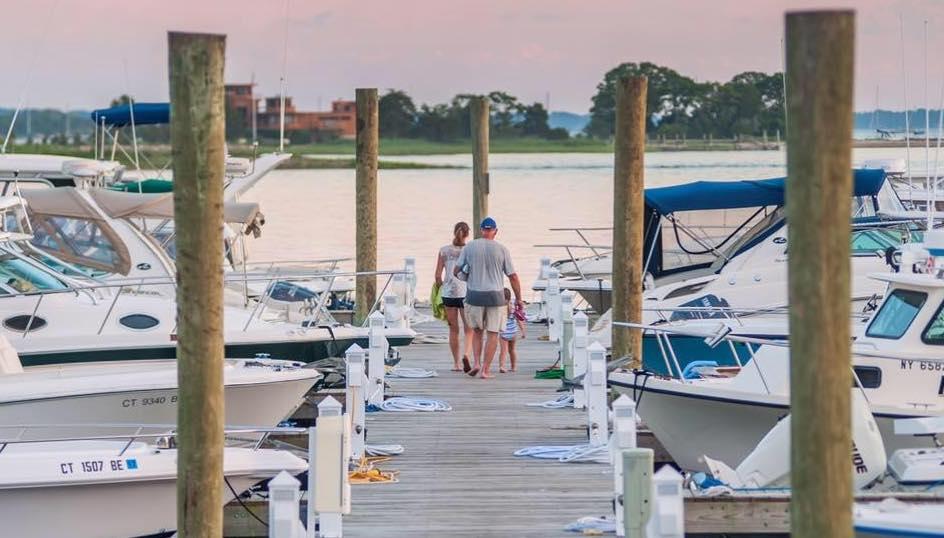 Mystic River Marina Docks | Long Island Sound Marinas | Snag-A-Slip