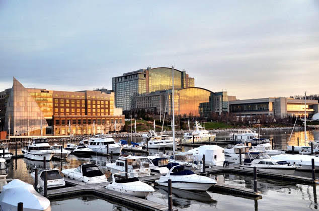 National Harbor Marina | 2019 top destinations | Snag-A-Slip