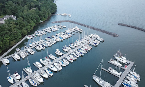 Dock at Pikes Bay Marina | Great Lakes | Snag-A-Slip