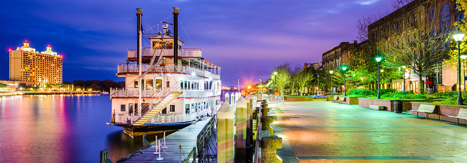 Boating in the South – Savannah, Georgia