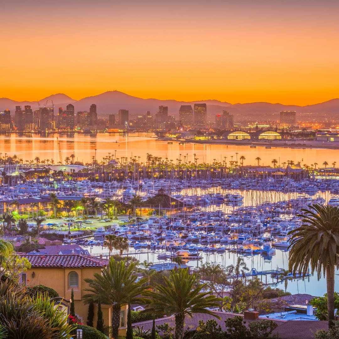 Top 2021 Boating Destinations - Snag-A-Slip - Blog - San Diego