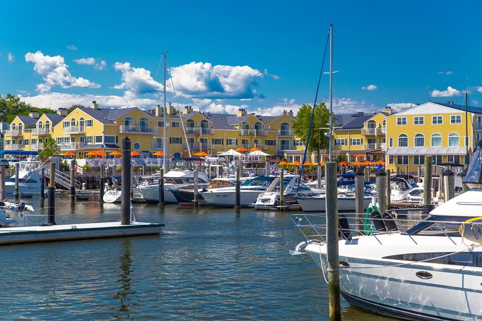 Saybrook Point Marina Docks | Long Island Sound Marinas | Snag-A-Slip