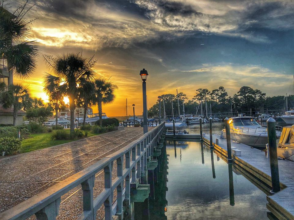 Shelter cove docks | Hilton Head Island | Snag-A-Slip