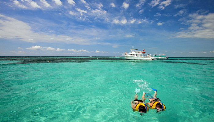 Snorkeling at the park via official website | John Pennekamp Coral Reef State Park | Snag-A-Slip