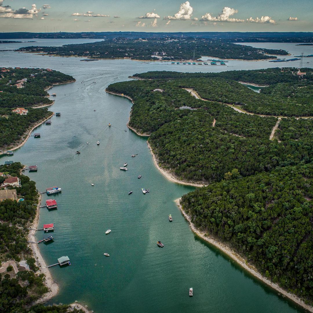 Top 2021 Boating Destinations - Snag-A-Slip - Texas - Blog