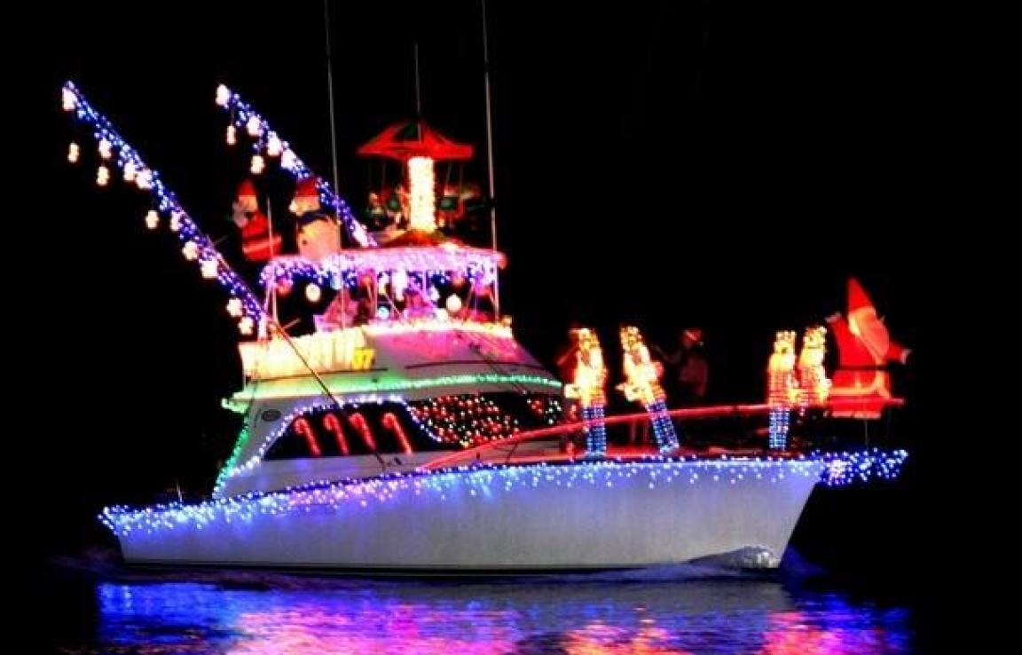 Tybee Boat Parade