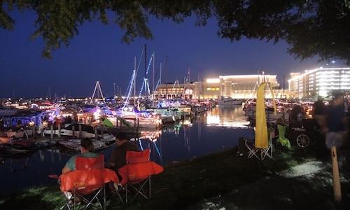 Hammond Marina | Great Lakes | Snag-A-Slip