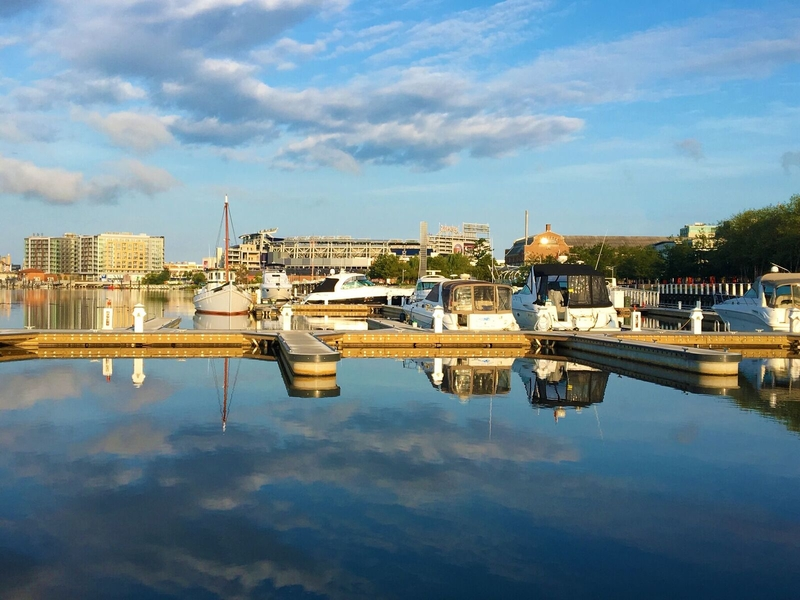 The Yards Marina | Enchant Washington DC | Snag-A-Slip