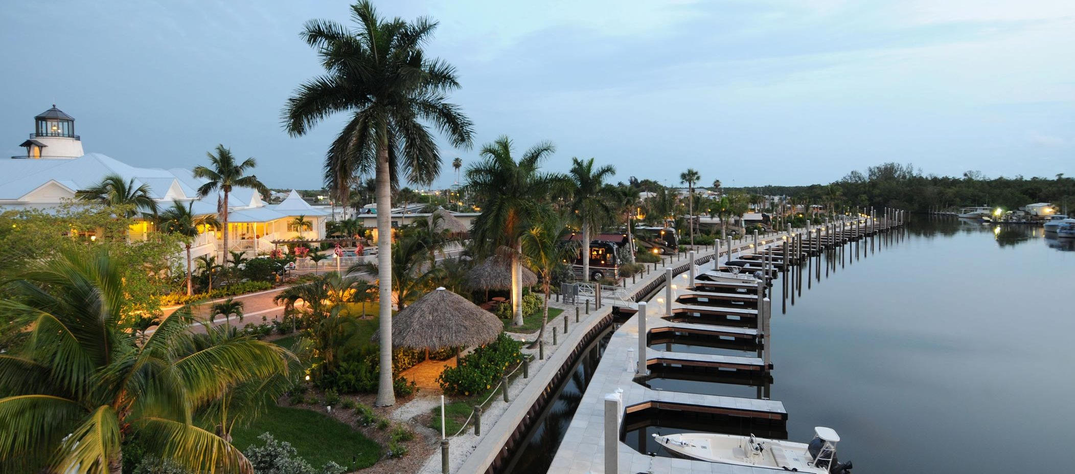 Everglades Isle Marina in Florida Now Open