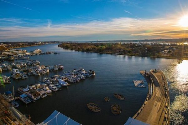 The District Wharf D.C. - new marina in Washington D.C.