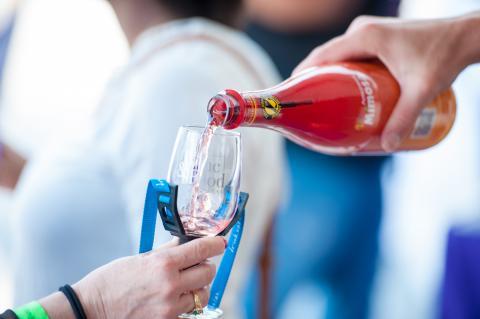 Wine Bottle   The National Harbor Wine & Food Festival   Snag-A-Slip